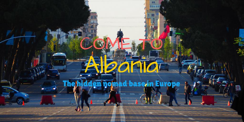 アルバニア ティラナ
