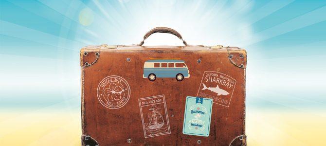 【海外ノマド旅行持ち物】私が愛用している旅ガジェット・スーツケースの中身を公開