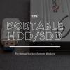 HDD ポータブル