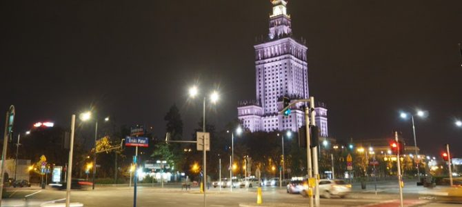 Warsaw for introvert digital nomads