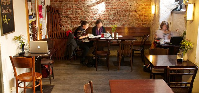 Top 5 Digital Nomad friendly cafes in Prague that only locals know