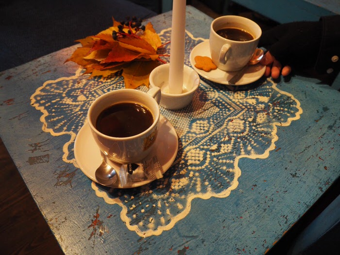 krakow cafe for introvert nomad