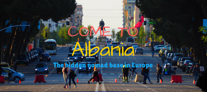 Tirana, Albania, best city to focus on work for digital nomads