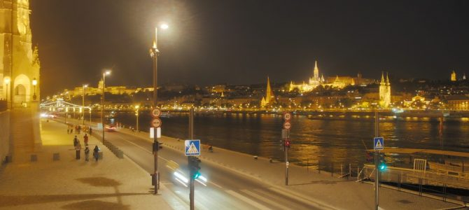 Budapest – Typical Japanese tourism with a guided tour